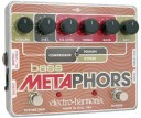 Electro Harmonix Bass Metaphors 《ベース専用プリアンプ/DI》【送料無料】【G-CLUB渋谷】