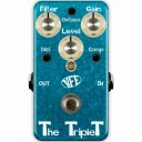 VFE Pedals THE TRIPLET 《エフェクター/コンプレッサー/オクターバー/ディストーション》【送料無料】【ONLINE STORE】
