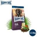 HAPPY DOG センシブル アイルランド(サーモン&ラビット)スキンケア 12.5kg 【HAPPY DOG/ドッグフード/ドライフード/成犬用/プレミア..