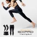【 メーカー公式店 】 MTG シックスパッド トレーニングスーツ フルセット SIXPAD sixpad 着圧 インナーマッスル トレーニングウェア..
