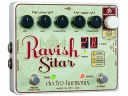 【nightsale】 electro harmonix/エレクトロハーモニクス Ravish Sitar シタールシミュレーター エフェクター 【国内正規品】