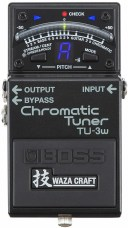 """BOSS 《ボス》 TU-3W(J) """"MADE IN JAPAN"""" [Chromatic Tuner 技 Waza Craft Series Special Edition] 【期間限定★送料無料】】【IKEBE×B.."""