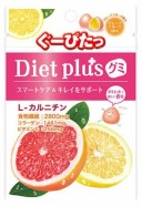 ナリスアップ ぐーぴたっ ダイエットプラスグミ グレープフルーツミックス (28g) ツルハドラッグ