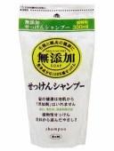 ミヨシ 無添加 せっけんシャンプー 詰替用 300ml (0807-0204)