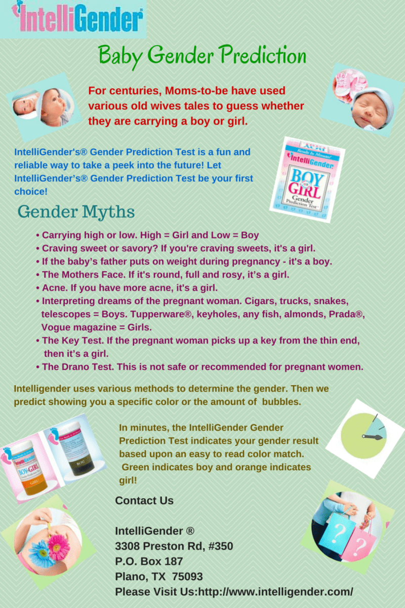 Old Baby Gender Prediction Infographic Baby Gender Prediction Gender Prediction Tests At Home Gender Prediction Test Diy