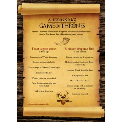 Small Crop Of Game Of Thrones Drinking Game
