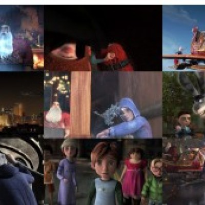 Download Rise of the Guardians (2012) BluRay 720p 700MB Ganool