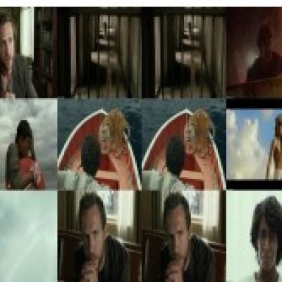 Download Life of Pi (2012) BluRay 720p 3D Half SBS 900MB Ganool