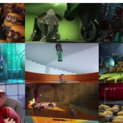 Download Despicable Me (2010) BluRay 720p 700MB Ganool