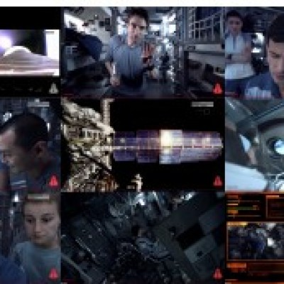 Download Europa Report (2013) 720p WEB DL 650MB Ganool