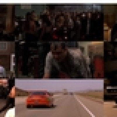Download The Fast and the Furious (2001) BluRay 720p 700MB Ganool