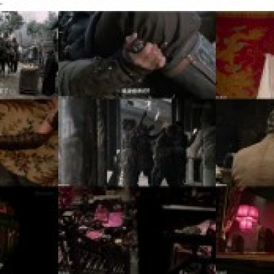 Download The Man With Iron Fists (2012) WEBRip 400MB Ganool