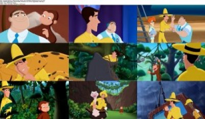 Download Subtitle indo englishCurious George 3 Back to the Jungle (2015) DVDRip