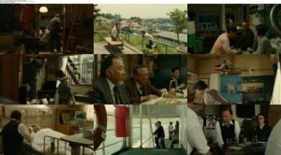 movie screenshot of Tokyo Family