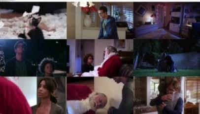 movie screenshot of Santa Claws 2014