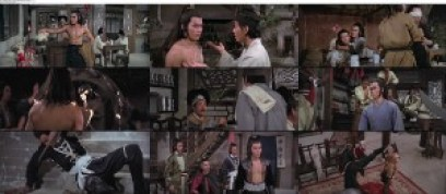 movie screenshot of Crippled Avengers 1978