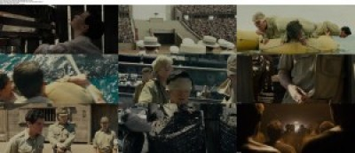 movie screenshot of Unbroken 2014