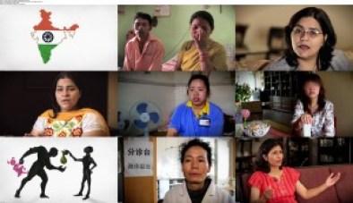 movie screenshot of It's a Girl! fdmovie.com