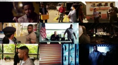 movie screenshot of Falcon Rising fdmovie.com