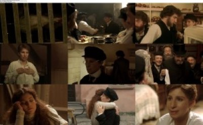 movie screenshot of yentl