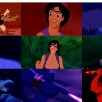 Download Aladdin (1992) BluRay 720p 650MB Ganool