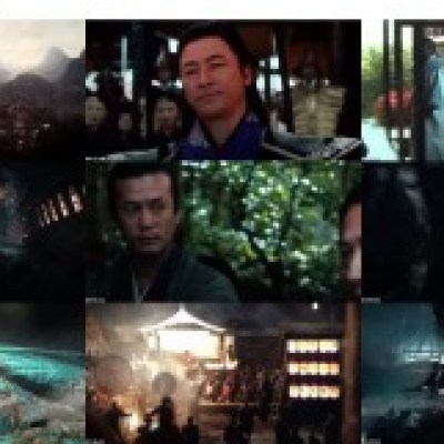 Download 47 Ronin (2013) HDCAM NEW SOURCE 450MB Ganool
