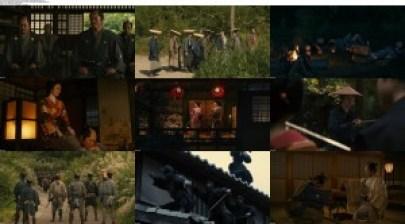 movie screenshot of Mission Impossible Samurai fdmovie.com