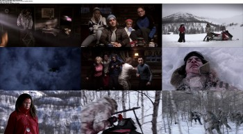 Download Dead Snow (2009) BluRay 720p 650MB Ganool