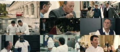 movie screenshot of Le Chef 2012