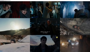 Maze Runner: The Scorch Trials (2015) 720p HDRip