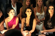 2c9bea88928827 Kim Kardashian attends the Beach Bunny Swimwear  2011 Fashion Show in Miami, Jul 16, 2010