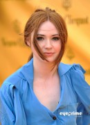 7b2ba589260342 Karen Gillan attends the Veuve Clicquot Gold Cup  Final in Midhurst, UK, Jul 18, 2010