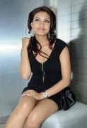 59cce0101566469 Sexy Indian Model Rahna Photocall @ Local Event x 20 Leggy,Ups
