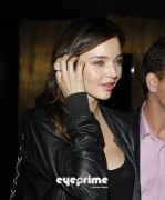 2a1158129630581 Miranda and Orlando leaving Sympathy For Delicious Premiere in NY, Apr 25