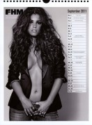 b842fd134408680 FHM Magazine (Germany) ~ 2011 Calendar 14HQ