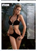 ec3db4134408627 FHM Magazine (Germany) ~ 2011 Calendar 14HQ