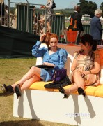 3251ff89260383 Karen Gillan attends the Veuve Clicquot Gold Cup  Final in Midhurst, UK, Jul 18, 2010