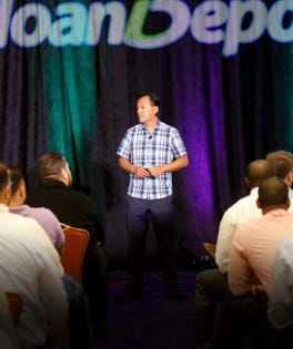 LendIt Conference 2017: loanDepot CEO Anthony Hsieh Talks Mortgage Innovation