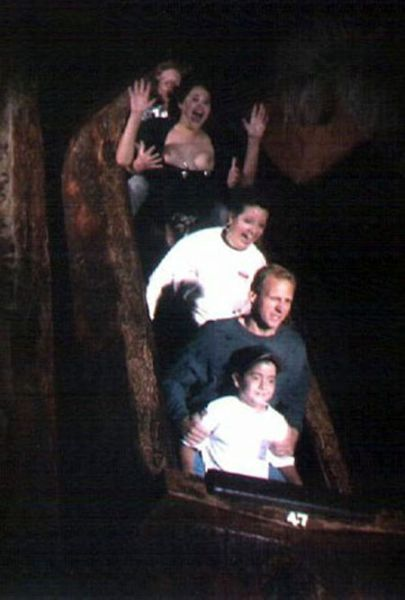 People From Roller Coasters ThumbPress 13 Winners and Losers from Roller Coasters (62 Pics)