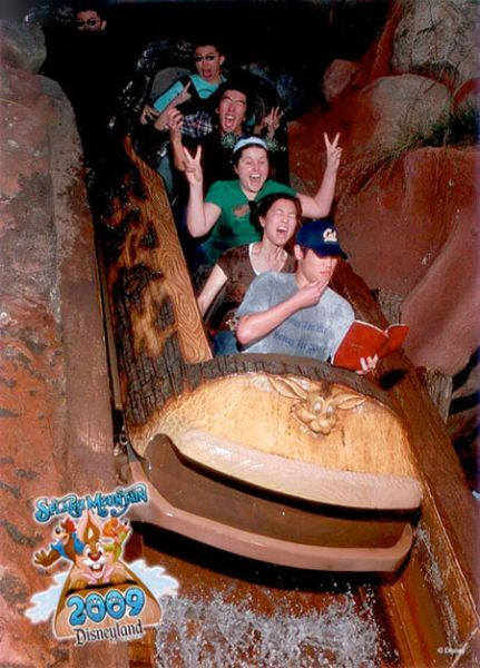 People From Roller Coasters ThumbPress 49 Winners and Losers from Roller Coasters (62 Pics)