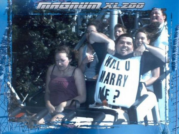 People From Roller Coasters ThumbPress 58 Winners and Losers from Roller Coasters (62 Pics)