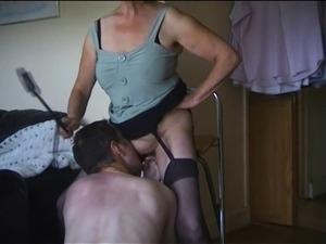 granny bondage