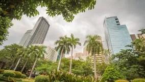 Metro Manila, Philippines stock image. Image of lifestyles ...