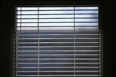 Contemporary Blinds Texture Office Stock Photography For Design