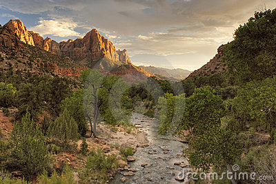 Zion - Scenic Zion Views