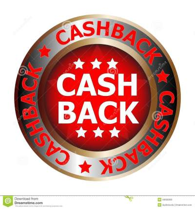 Cash Back Icon Stock Photo - Image: 40500058