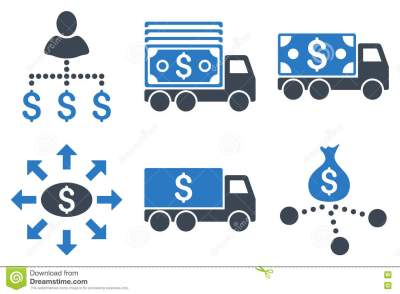 Cash Delivery Service Stock Photos - 256 Images