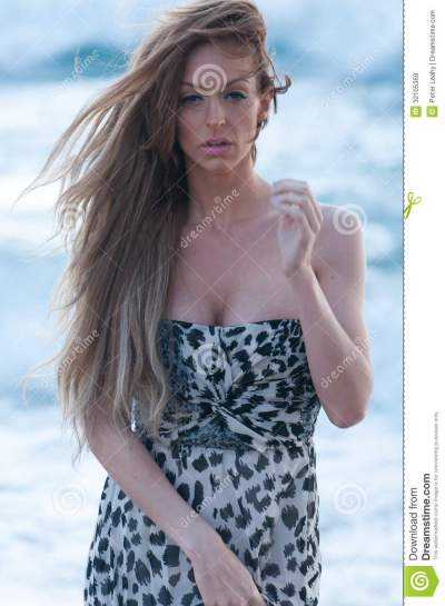 Fashion Lifestyle At The Beach Royalty Free Stock Images ...