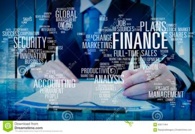 Finanace Security Global Analysis Management Accounting Concept Stock Photo - Image: 60511464