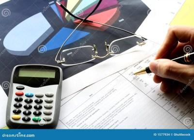 Financial Tools Royalty-Free Stock Photo | CartoonDealer.com #1878249